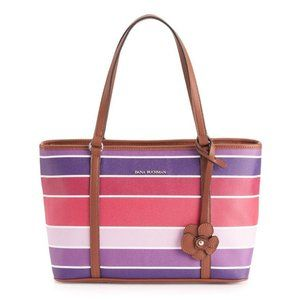 Dana Buchman Bella Tote Bag,